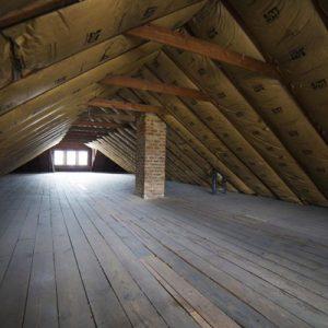 Çatı Arası Temizliği