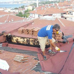 Çatı Onarım Ustası