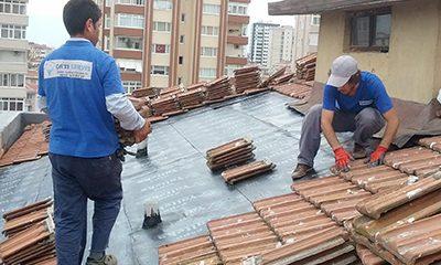 Membran Çatı Yapımı
