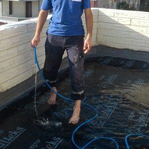 Teras Çatı Su Yalıtımı
