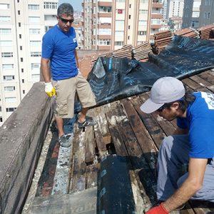Çatı Firmaları Beşiktaş