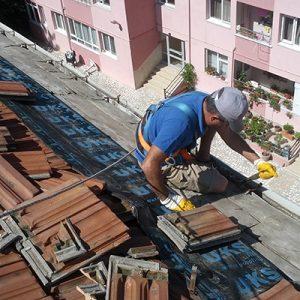 Çatı Onarımı Ataşehir