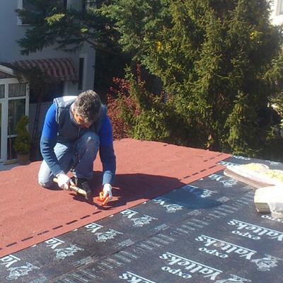 Çatı Membran Kaplama Üsküdar