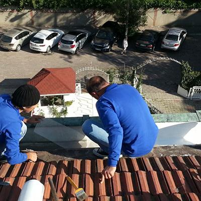 Çatı Oluk Temizliği Üsküdar