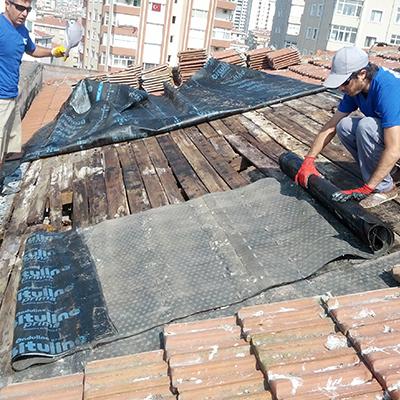 Çatı Yalıtımı Üsküdar