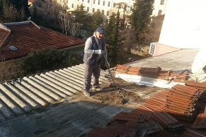 Çatı Tamir İşleri