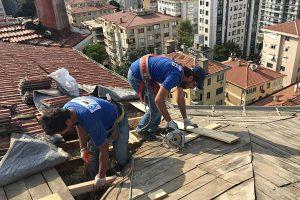 Garantili Çatı Onarımı