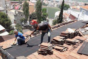 Çatı Dış İzolasyon