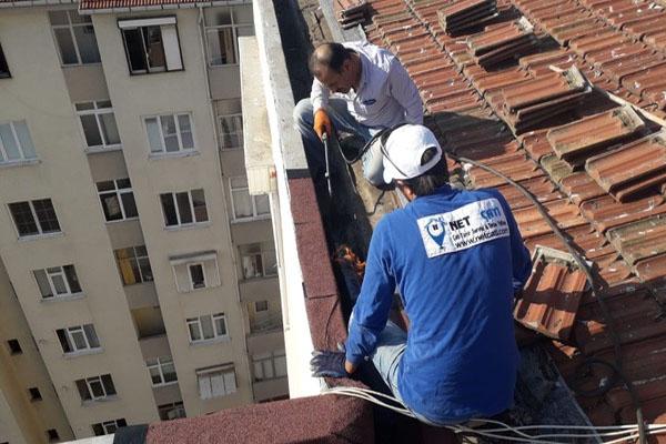 Çatı İzolasyon Firması